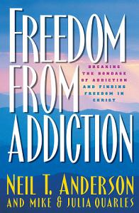Freedom from Addiction Book