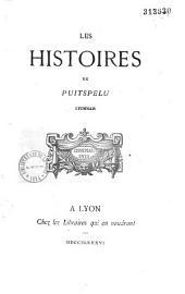 Les histoires du Puitspelu, Lyonnais