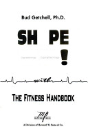 Shape Up  with the Fitness Handbook PDF