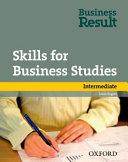 Skills for Business Studies  Intermediate  Business Result Intermediate Skills for Business Studies PDF