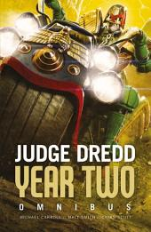 Judge Dredd: Year Two