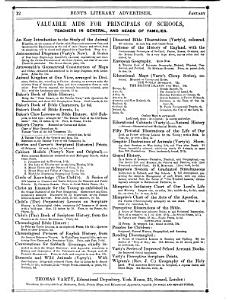 Bent s Literary Advertiser and Register of Engravings  Works on the Fine Arts PDF