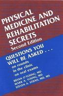 Physical Medicine and Rehabilitation Secrets PDF