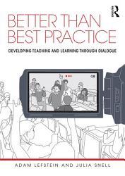 Better than Best Practice PDF
