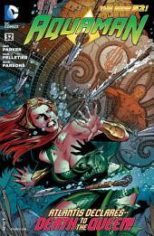 Aquaman (2011- ) #32