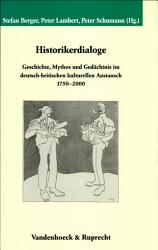 Historikerdialoge Book PDF