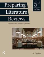 Preparing Literature Reviews PDF