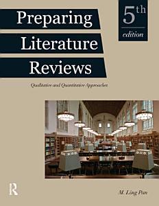 Preparing Literature Reviews Book