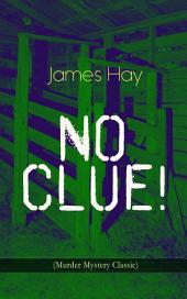 NO CLUE! (Murder Mystery Classic): A Detective Novel