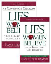 Lies Women Believe Companion Guide For Lies Women Believe 2 Book Set Book PDF