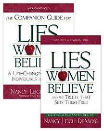 Lies Women Believe Companion Guide For Lies Women Believe  2 Book Set
