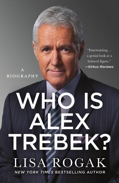 Who Is Alex Trebek? Pdf Book