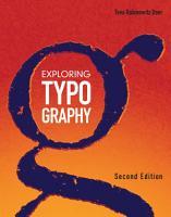 Exploring Typography PDF