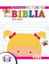 Mis Primeras Historias De La Biblia para niñas