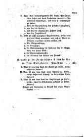Vertheidigung des Christenthumes oder Vorträge über Religion. Aus dem Französ: Band 3