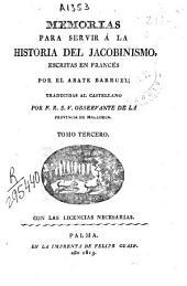 Memorias para servir a la historia del Jacobinismo: Volúmenes 2-3