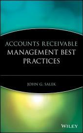 Accounts Receivable Management Best Practices