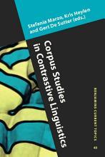 Corpus Studies in Contrastive Linguistics PDF