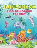 Sea Animals Coloring Book
