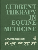 Current Therapy in Equine Medicine 4 PDF
