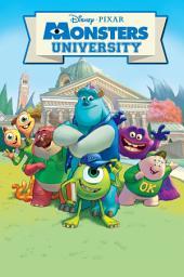 Disney/Pixar Monsters University