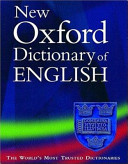 The New Oxford Dictionary of English  PDF
