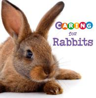 Caring for Rabbits PDF