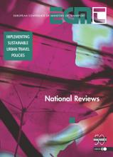 Implementing Sustainable Urban Travel Policies National Reviews PDF