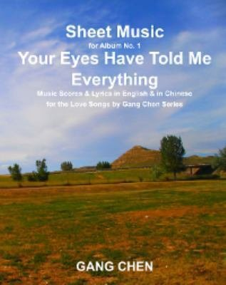 Sheet Music for Album No  1  Your Eyes Have Told Me Everything PDF