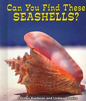 Can You Find These Seashells  PDF