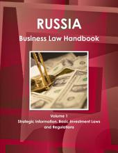 Russia Business Law Handbook