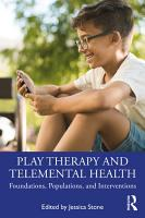Play Therapy and Telemental Health PDF
