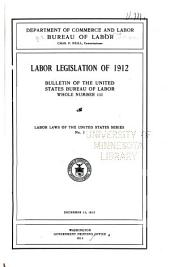 Labor laws of the United States series: Issues 1-2
