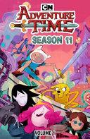 Adventure Time Season 11 PDF