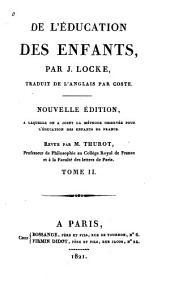 Méthode observée pour l'education des enfants de France