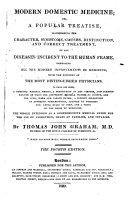 Modern domestic medicine ... The fourth edition