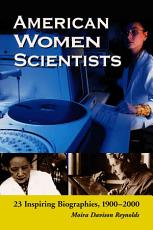 American Women Scientists PDF