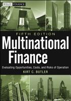 Multinational Finance PDF