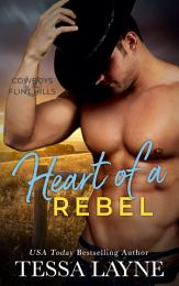 Heart of a Rebel (Cowboys of the Flint Hills)