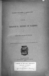 The Geological History of Harbors