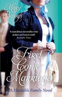 First Comes Marriage PDF