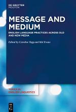 Message and Medium