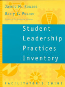 Student Leadership Practices Inventory  Facilitator s Guide