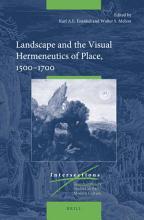 Landscape and the Visual Hermeneutics of Place  1500   1700 PDF