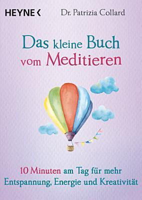 Das kleine Buch vom Meditieren PDF