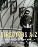 Directors A Z