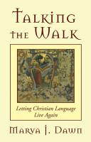 Talking the Walk PDF