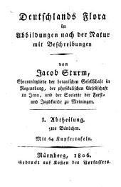 Deutschlands Flora: in Abbildungen nach der Natur mit Beschreibungen. ¬Abt. ¬I., Phanerogamen ; H. 20, Band 1,Ausgabe 20