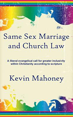 Same Sex Marriage and Church Law PDF