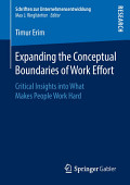 Expanding The Conceptual Boundaries Of Work Effort